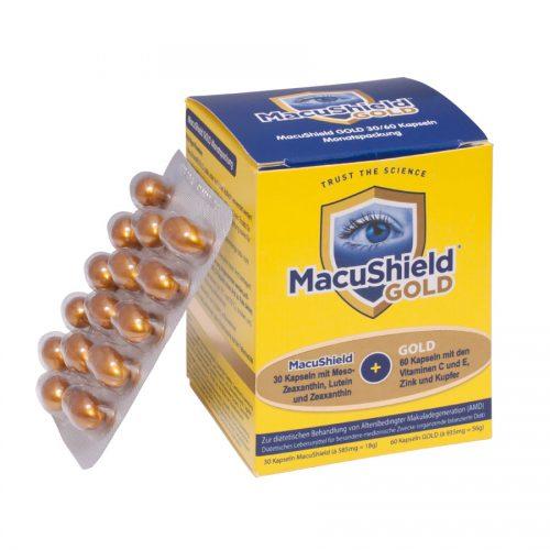 MacuShield Gold