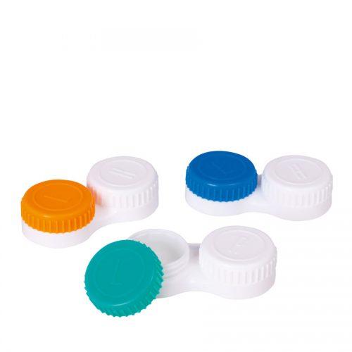 Linsenbehälter Scleral Case