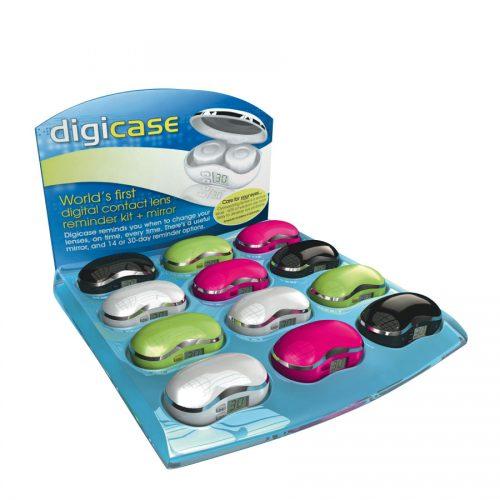 Digicase mit elektronischem Tageszähler
